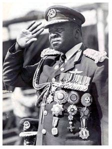 Idi Amin | The Good, the Bad and the Monstrous